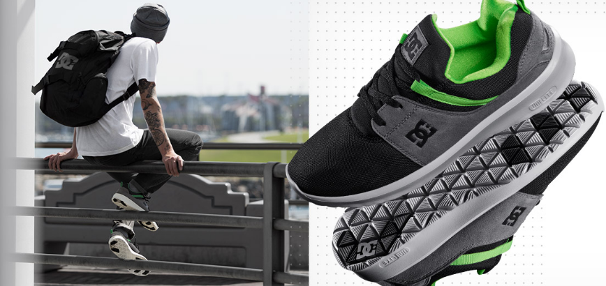 Акции DC Shoes в г.Минск